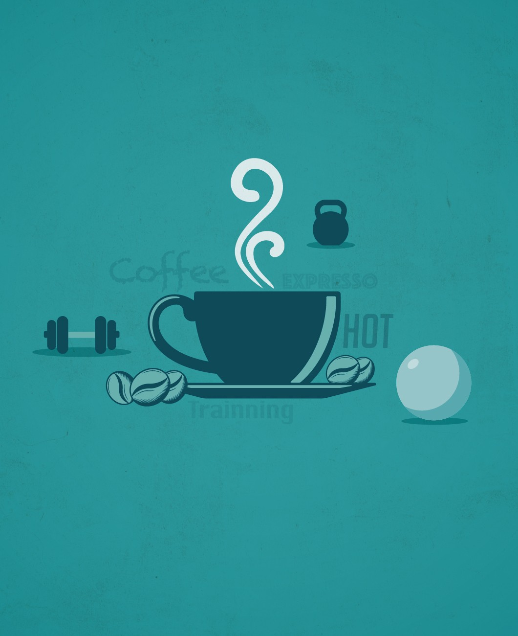 Impacto da cafeína no exercício físico