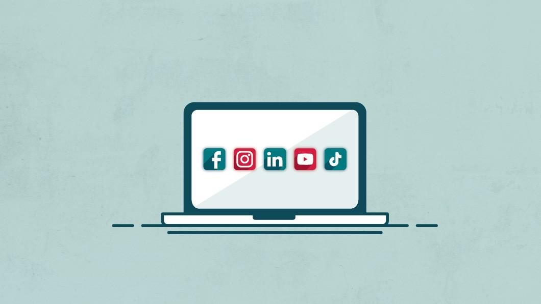 Redes Sociais para Ginásios
