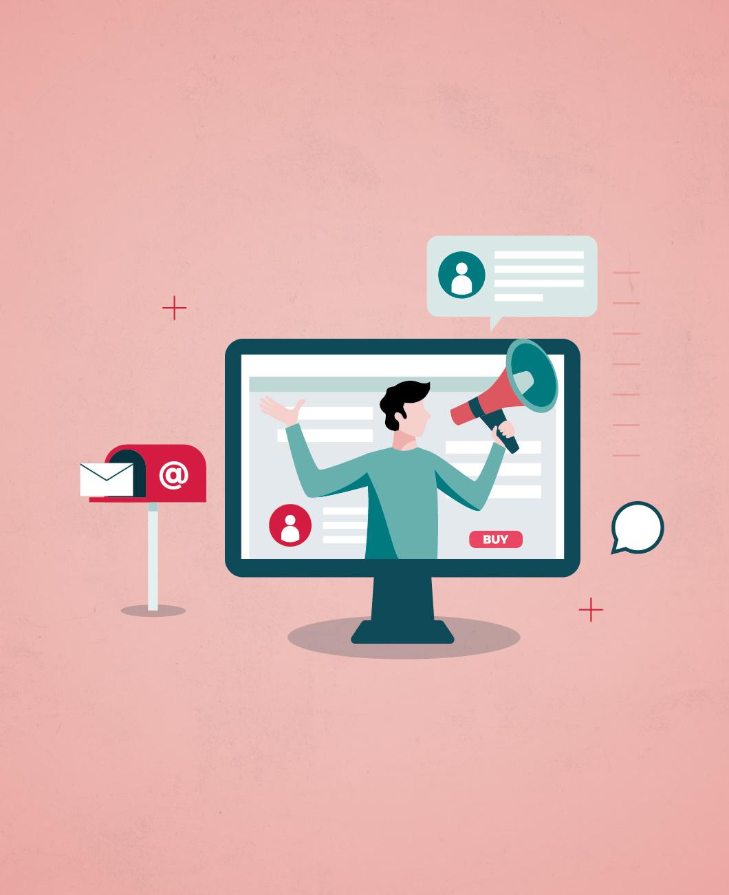 Já utiliza email marketing no seu ginásio?