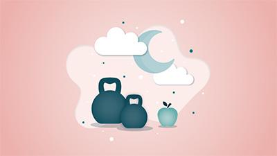 Sono, Nutrição e Exercício Físico